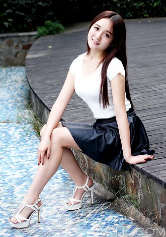 Who is the asian girl on asian dating ad