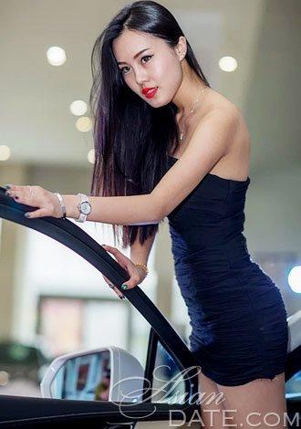 Asian girls with long legs